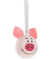 Мягкая игрушка-подвеска «Свинка Penny»