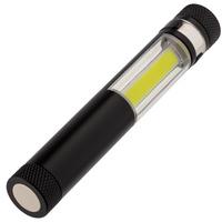 Фонарик-факел LightStream, малый, черный