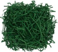 Бумажный наполнитель Chip, темно-зеленый (изумрудный)