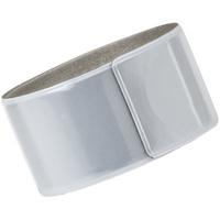 Светоотражающий браслет Lumi, серебристый