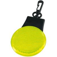 Светоотражатель с подсветкой Watch Out, желтый