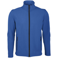 Куртка софтшелл мужская Race Men ярко-синяя (royal)