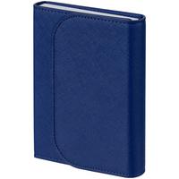Ежедневник Clappy Mini, недатированный, синий
