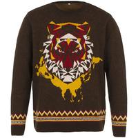Джемпер Totem Tiger, коричневый