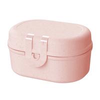 Ланчбокс Pascal Mini Organic, розовый