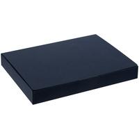 Коробка самосборная Flacky Slim, синяя