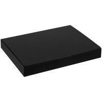Коробка самосборная Flacky Slim, черная