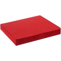 Коробка самосборная Flacky Slim, красная