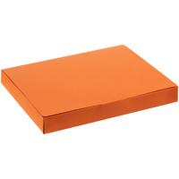 Коробка самосборная Flacky Slim, оранжевая