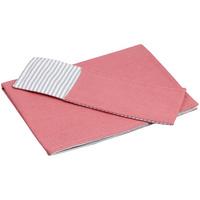 Набор Feast Mist: сервировочная салфетка и куверт, розовый