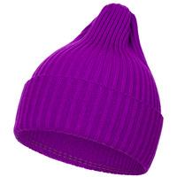 Шапка Yong, фиолетовая