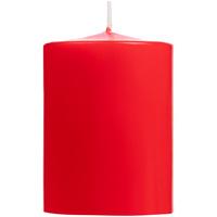 Свеча Lagom Care, красная