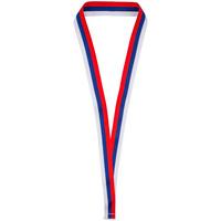Лента для медали с пряжкой Ribbon, триколор