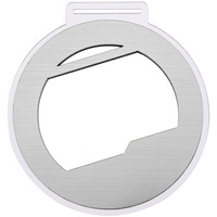 Медаль Vittoria, серебристая