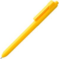 Ручка шариковая Hint, желтая
